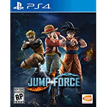 Jump Force - PlayStation 4 - Bandai Namco Entertainment America : Imported from America