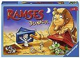 Ravensburger 4005556214457 ラムカンパニーメモリー、伝導、ジュニア、子供、ピラミッド、ファラオ、宝物、スフィンクス、スフィンクス、マミー、隠れた発見、チャレンジング、動物、スコーピオ、トルネードファミリーゲーム