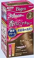 ビゲン 香りのヘアカラー クリーム 2 より明るいライトブラウン × 5個セット