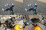 Movaics  SONY ソニー nav-u (ナブ・ユー)  適合S用 パイプはさみこみ 自転車 Bike バイクに(3B-SONY) 純正品番 NVA-CU10J NVA-BU2 対応ナビ用 NV-U37/U35 専用