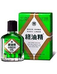 《新萬仁》台湾の万能グリーンオイル 緑油精 5g 《台湾 お土産》 [並行輸入品]