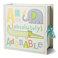(A is for Adorable) - Baby Keepsake Boxes - Various Designs (A is for Adorable)
