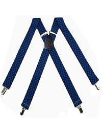ブラック – ロイヤルCheckeredサスペンダーby the-perfect-necktie
