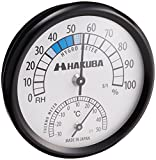 HAKUBA 防湿用品 湿度計C-43(温度計付) KMC-43 画像