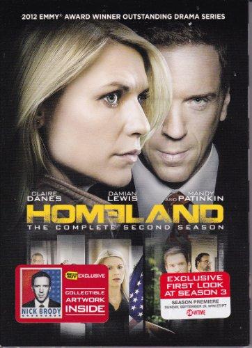 Homeland: Season 2 [DVD] [Import]
