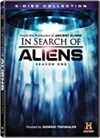 In Search of Aliens: Season One / [DVD] [Import]