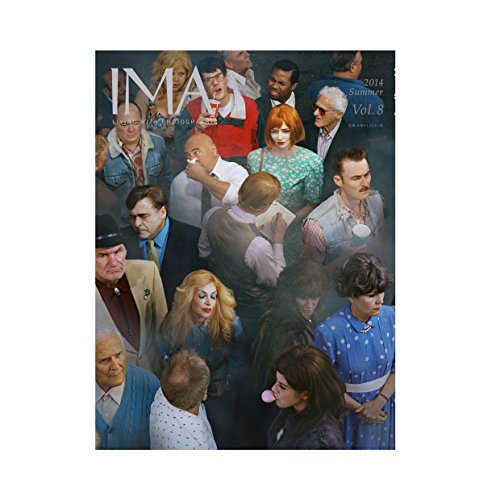 IMA(イマ) Vol.8 2014年5月29日発売号の詳細を見る