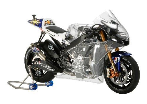 1/12 オートバイシリーズ No.128 フルビュー ヤマハ YZR-M1 '09 フィアットヤマハチーム 14128