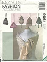 McCall's 9661 Sewing Pattern Fashion Accessories by McCall's