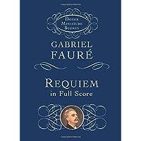 Requiem (Dover Miniature Music Scores)