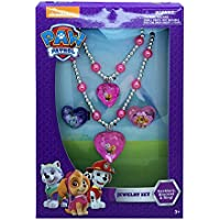 [Paw Patrol]Paw Patrol Nickelodean Jewelry Set PW016 [並行輸入品]