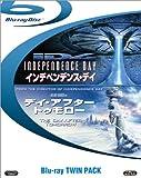 「インデペンデンス・デイ」+「デイ・アフター・トゥモロー」(初回生産限定) [Blu-ray]