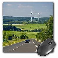 3drose LLC 8x 8x 0.25ElectricityジェネレータCarsエネルギードイツマウスパッドデヴィットR ( MP _ 81779_ 1)
