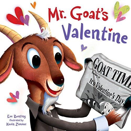 Mr. Goat's Valentine (English Edition)