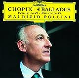 ショパン:4つのバラード、幻想曲作品49、前奏曲作品45