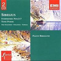 Sibelius: Symphonies Nos. 5 - 7 / Finlandia / Tapiola / The Oceanides (2004-01-01)