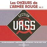 Vol. 3-Red Army Choir