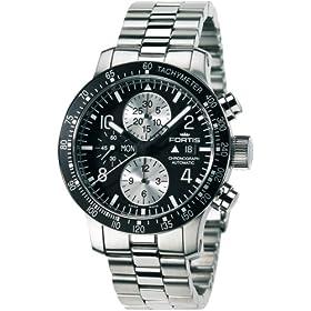 FORTIS (フォルティス) 腕時計 B-42 ストラトライナ— クロノグラフ 665.10.11M メンズ
