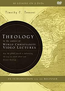 Theology in the Context of World Christianity Video Lectures: How the Global Church Is Influencing the Way We Think About and Discuss Theology [DVD]