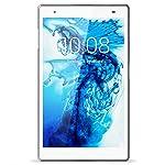 Lenovo タブレット TAB4 8 Plus 8.0型 WiFiモデル (Qualcomm APQ8053/4GBメモリー/64GB/スパークリングホワイト) ZA2E0135JP