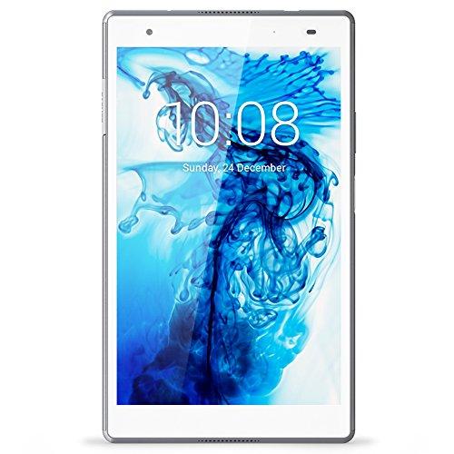 Lenovo タブレット TAB4 8 Plus 8.0型 LTEモデル (Qualcomm APQ8053/4GBメモリー/64GB/スパークリングホワイト)ZA2F0157JP
