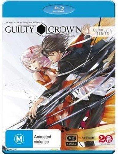 ギルティクラウン / GUILTY CROWN COMPLETE SERIES