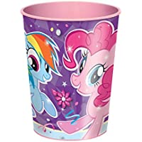 16oz My Little Pony Plastic Cups 12ct [並行輸入品]