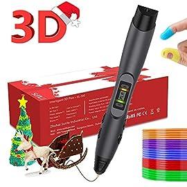 SL-300は、プロフェッショナルグレードの3Dプリントペンです。 2本のフィラメントをサポートしており、延伸速度と温度をカスタマイズできます。 あなた自身、あなたの友人、あるいは家族へのプレゼントに最適です。 仕様: 電源入力:100〜240V 2A 出力:DC 5V / 2A 10W 適合フィラメント:1.75mm PLA / ABS フィラメントの推奨熱量: ABS:180〜210℃ PLA:160〜180℃ パッケージに含まれるもの: 1 * 3Dペン 1 * AC / DCアダプター ...