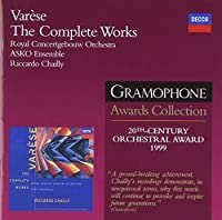 Orch Wrks / Chailly Dgr2 by Varese (2004-02-09)