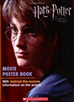 Harry Potter And the Goblet of Fire Movie Poster Book