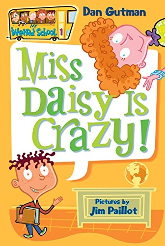 My Weird School #1: Miss Daisy Is Crazy!の詳細を見る