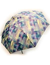 NOBEL[ノーベル] 折りたたみ雨傘 レディース 雨傘 折畳傘 婦人日本製 日本製 国産品 グレー