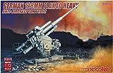 モデルコレクト 1/72 ドイツ軍 128mm FlaK40高射砲 タイプ2 プラモデル MODUA72101