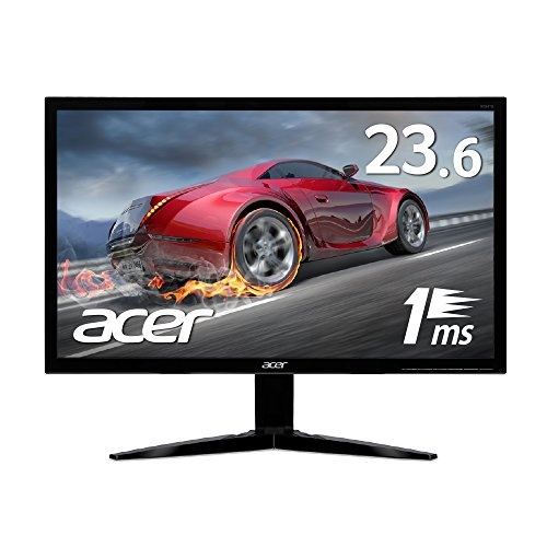 Acer ゲーミングモニター KG241Qbmiix 23.6...