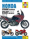 Honda VTR1000F (FireStorm, Super Hawk) '97 to '07 KL1000V (Varadero) '99 to'08 (Haynes Service & Repair Manual)