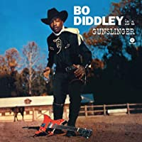 Bo Diddley Is a Gunslinger [12 inch Analog]