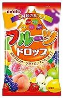 名糖産業 フルーツドロップ 95g×10袋
