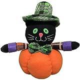 Ruikey ハロウィン装飾 置物  人形 カボチャの人形装飾品 パーティー?ハロウィン?クラブ飾り デコレーション かわいい 人気 デザイン おしゃれ シンプル