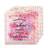 グローバル プロダクト プランニング バスコンフェッティ テマリザクラ CA(アワアワ泡風呂 バブルバス 桜の香り) 入浴剤 10g