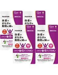 【4個セット】メタバリア 葛の花イソフラボン 60粒