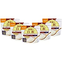 アルファ米 白飯100g×5食