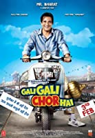 Gali Gali Chor Hai (2012) (Hindi Movie / Bollywood Film / Indian Cinema DVD) by Akshaye Khanna