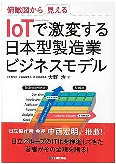 俯瞰図から見える IoTで激変する日本型製造業ビジネスモデル