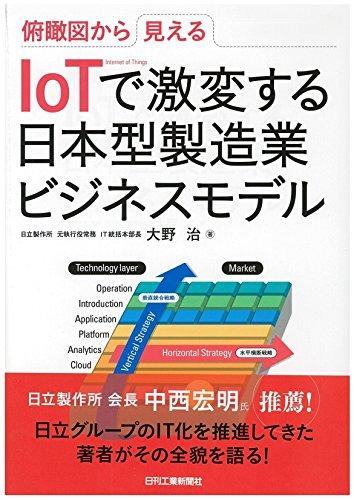 俯瞰図から見える IoTで激変する日本型製造業ビジネスモデルの詳細を見る