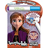 Disney Frozen 2 Imagine Ink Magic Ink 48-Page Activity Book and Mess-Free Marker 45811
