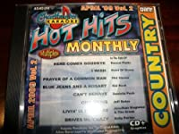 Karaoke: Hot Hits Country - April 2009 Vol 2