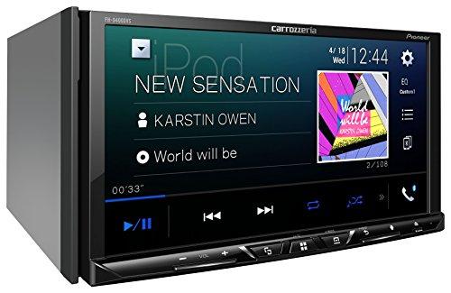 カロッツェリア(パイオニア) カーオーディオ AppleCarPlay AndroidAuto™対応 2DIN CD/DVD/USB/Bluetooth FH...