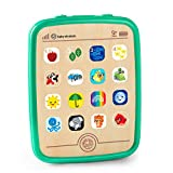 Baby Einstein Magic Touch Curiosity Tablet Wooden Musical Toy, 6 months +