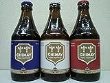 シメイ ブルー・レッド・ホワイトの飲み比べ3本セット (330ml×3本)