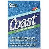 コースト(Coast) 石けんパシフィックフォース2個入り×24パック(48個)